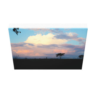 For of the Magical Sun Canvas Print
