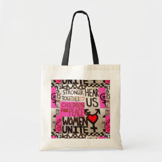 For Peace. Tote