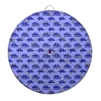 For Perfect gift maths to lover - Blue model Dartboard