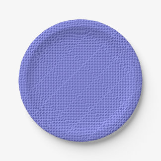 For Perfect gift maths to lover - Blue model Paper Plate