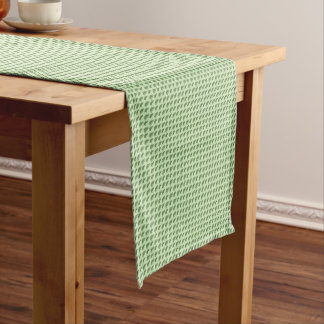 For Perfect gift maths to lover - Green model Short Table Runner