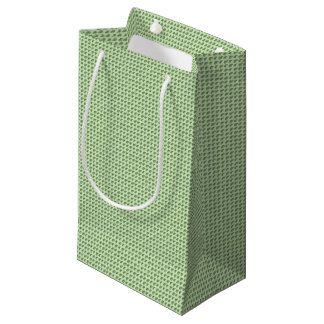 For Perfect gift maths to lover - Green model Small Gift Bag
