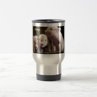 For Pig lovers Travel Mug