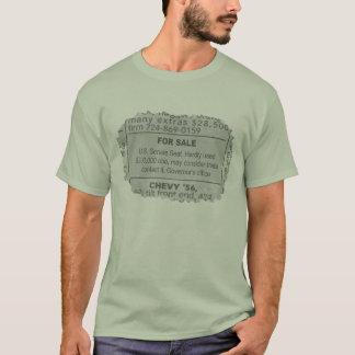 For Sale Senate Seat T-Shirt