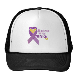 For Service Trucker Hat