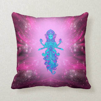 For Shakti Throw Pillow