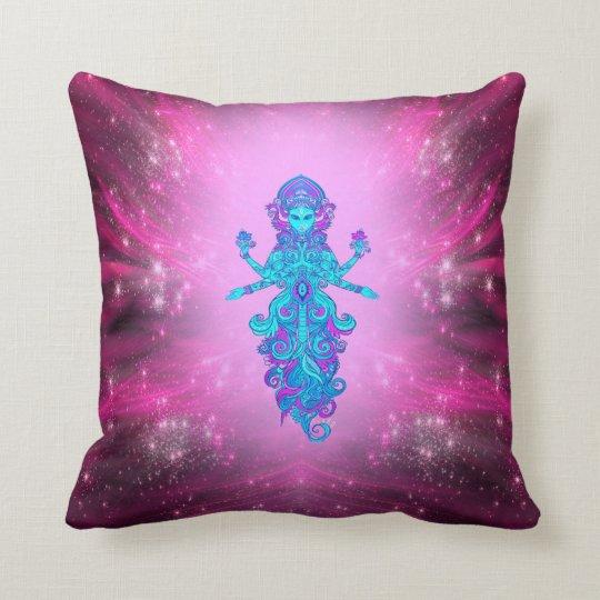 For Shakti Throw Pillow