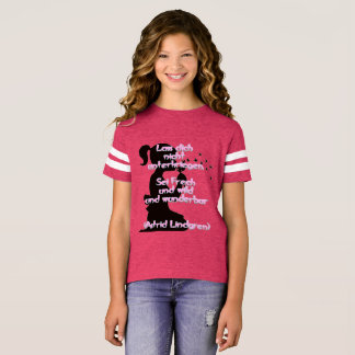 For strong girls T-Shirt