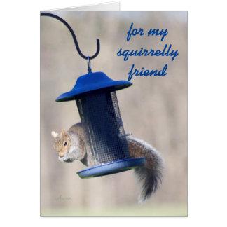 for that unique friend! card