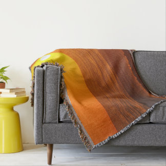 For the Bedroom Throw Blanket