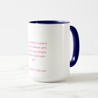 """For the Bride"" Gift Mug"