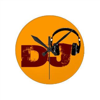 for the DJ Wall Clocks