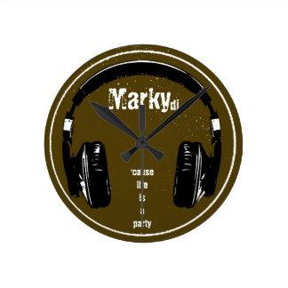 for the dj clocks