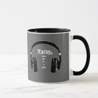for the dj mug