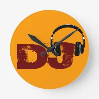 for the DJ Wallclock