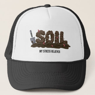 For the Gardeners and Fure gardeners who love dirt Trucker Hat