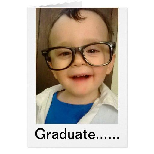 For the Genius Graduate Card