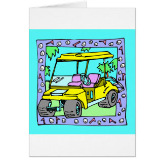 For The Golfer Designs Card