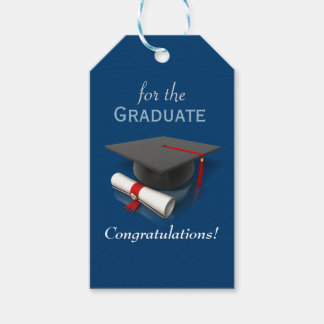 For the Graduate Gift Tags