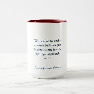 """""""For the Groom"""" Gift Mug"""