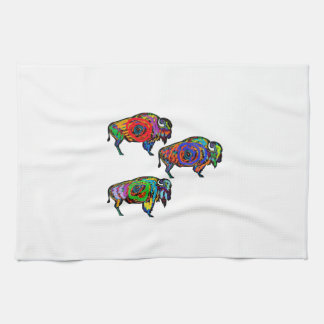 FOR THE HERD KITCHEN TOWEL