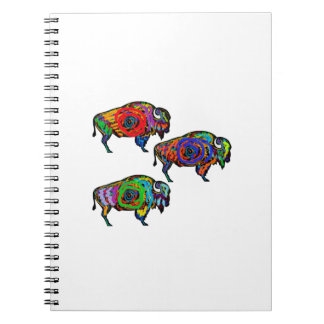 FOR THE HERD SPIRAL NOTE BOOKS