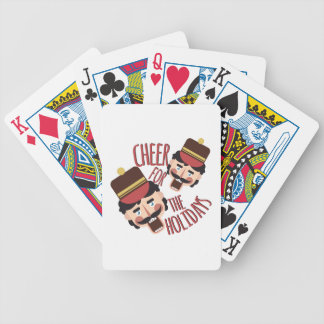 For The Holidays Poker Deck