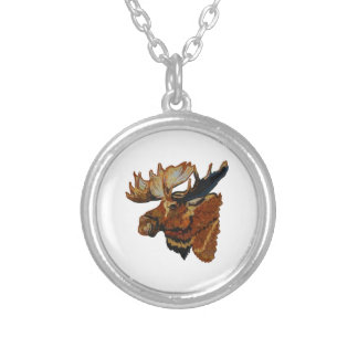 FOR THE KING SILVER PLATED NECKLACE