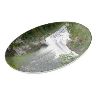 For the Kitchen Porcelain Serving Platter