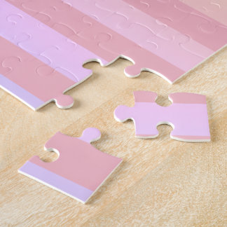 For The Love - Gender Reveal Puzzle