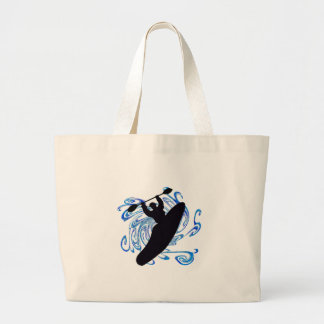 FOR THE LOVE LARGE TOTE BAG