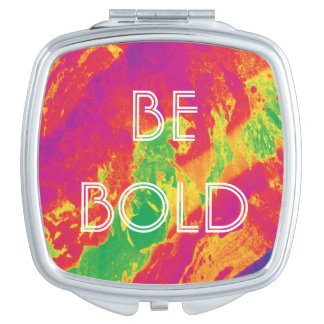 For the Love - Mirror Compact Mirror For Makeup