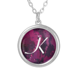 For the Love of Bling - Initial Necklace