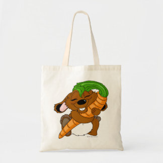 """""""For the Love of Carrot"""" Tote"""