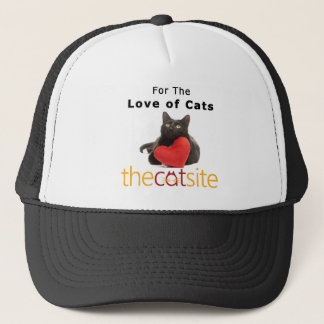 For-the-love-of-cats Trucker Hat
