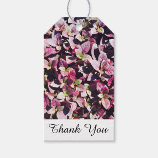 For the Love of Celebrations - Garden Floral Pack Of Gift Tags