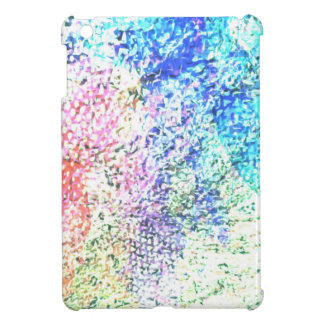 For the Love of Colour - Kaleidoscope Pastel Case For The iPad Mini