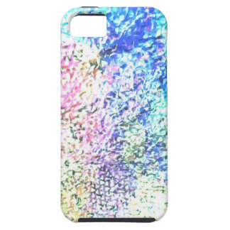 For the Love of Colour - Kaleidoscope Pastel iPhone 5 Cover