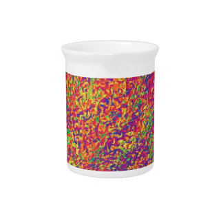 For the Love of Colours - Psychadelic Beverage Pitchers