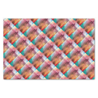 For the Love of Giving - Multi Brick Wall Art Tissue Paper