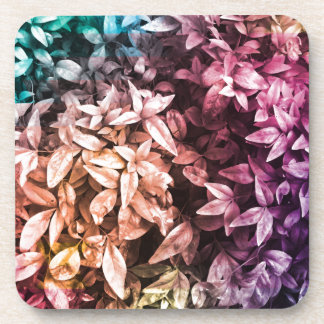 For the Love of Giving - Multi Floral Beverage Coaster