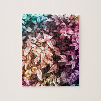 For the Love of Giving - Multi Floral Jigsaw Puzzle