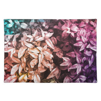 For the Love of Giving - Multi Floral Placemat