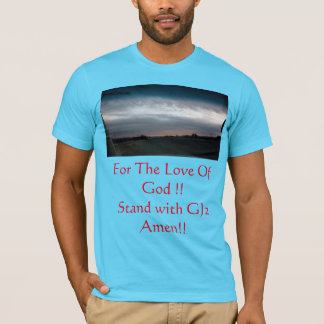 For the love of God T-shirt 2