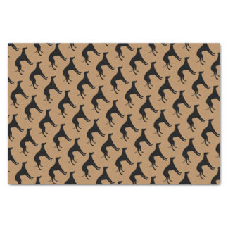 For The Love of Italian Greyhound Dogs Tissue Paper