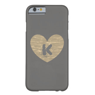 For the Love of My Phone - Heart Iphone 6/6s Barely There iPhone 6 Case