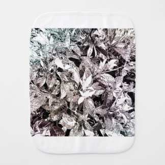 For the Love of Nature - Pastel Burp Cloth