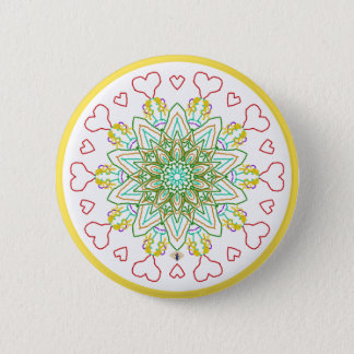 For The Love Of The Fae Badge 2 Inch Round Button