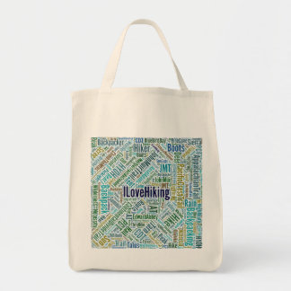 For the Love of the Trail - Reuseable Bag