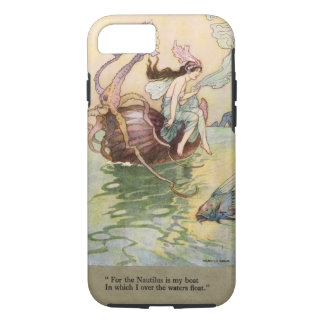 For the Nautilus is my boat  In which I over the w iPhone 7 Case
